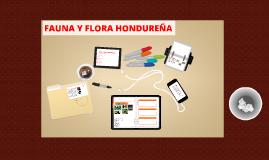 FAUNA SALVAJE HONDUREÑA