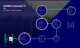 WePAM at Hochanda TV