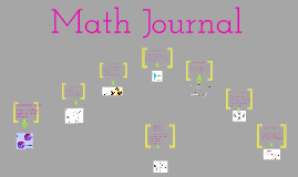 Math Journal 7