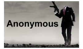 Copy of Anonymous
