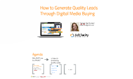 How to Generate Quality Leads through Digital Media Buying