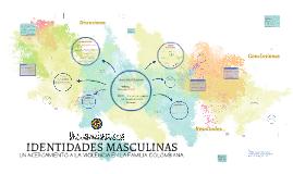 IDENTIDADES MASCULINAS