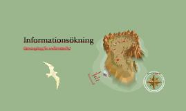 Informationssökning ÅK 4-5