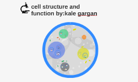 cell structure and function by:kale gargan