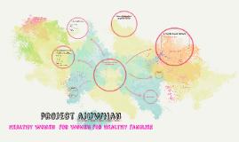 project ajuwhan