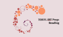 Copy of TOEFL iBT Prep: