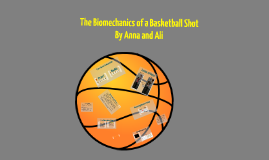 Copy of The Biomechanics of a Basketball Free Throw