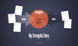My Strengths Story