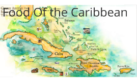 Copy of Food of The Caribbean