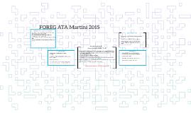 FOREG ATA Martini 2015