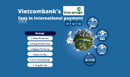 Copy of Vietcombank's fees in international payment