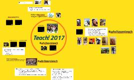 Teach! 2017