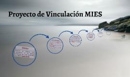 Elaboracion del Proyecto de Vinculacion