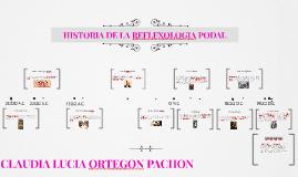 HISTORIA DE LA REFLEXOLOGIA PODAL