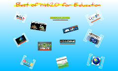 Best of Web 2.0 for Education