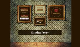 Sondra Perry