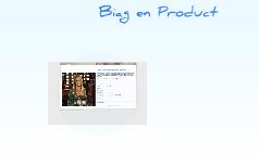 Biag en Product