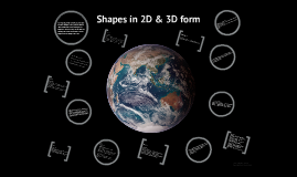 Copy of Shapes in 2D & 3D form