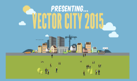 Vector City Prezi Template