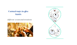 Copy of Giving a toast