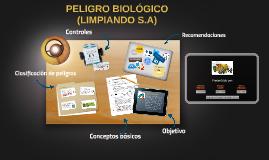PELIGRO BIOLOGICO