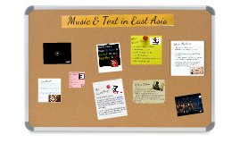 Music & Text in East Asia