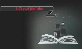 TIC's y LITERATURA