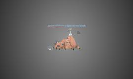 Geomorfología y tipos de modelado