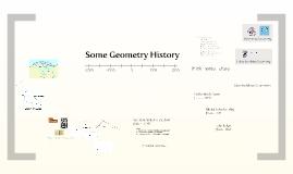 Geometry History