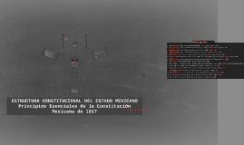 Copy of Organizacion politica de Mexico