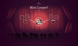 Mini Cooper!
