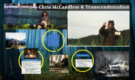 resenting the world of materialism in into the wild by chris mccandless The character of chris mccandless in jon krakauer's, into the wild 1059 words   5 pages with both characteristics can be identified in jon krakauer's, into the wild.