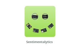 Sentimentalytics Demo (es)