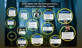 Irish Sport and the Emergence of a Distinctive Irish Film Cu