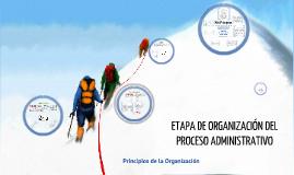 Organización Como Función Administrativa