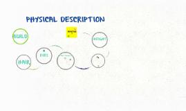 PHYSICAL DESCRIPTION cls V