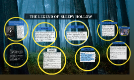 The legend of sleepy hollow. JDM
