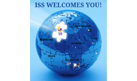 ISS Winter Orientation 2016