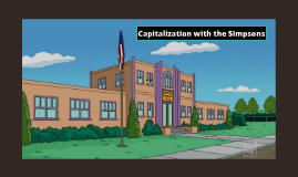 Copy of Copy of Capitalization with the Simpsons
