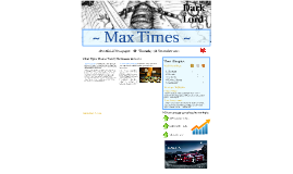 Copy of Newspaper Template