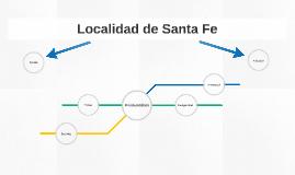 Copy of Localidad de Santa Fe
