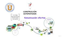 CONSTRUCCIÓN AUTOMATIZADA