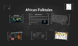 Copy of African Folktales