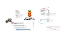 Copy of Copy of San Miguel Corporation