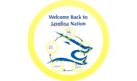 Welcome Back to Javelina Nation