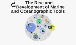 The Rise and Development of Marine and Oceanographic Tools