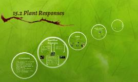 15.2 Plant Responses