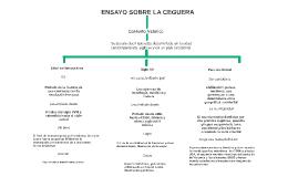 ENSAYO SOBRE LA CEGUERA