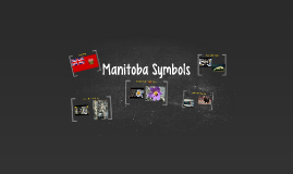 Manitoba Symbols