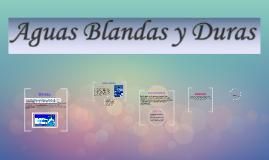 AGUAS DURAS Y BLANDAS